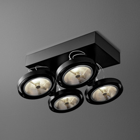 Lighting AQForm (Aquaform) BARES 111x4 SL spot