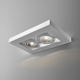 Lighting AQForm (Aquaform) CADVA 111x2 wall