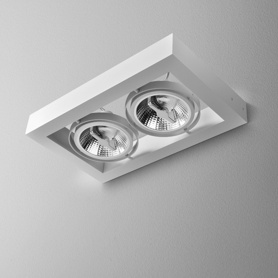 Lighting AQForm (Aquaform) CADRA 111x2 230V wall