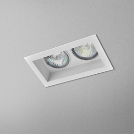Lighting AQForm (Aquaform) MINISQUARE x2 230V recessed
