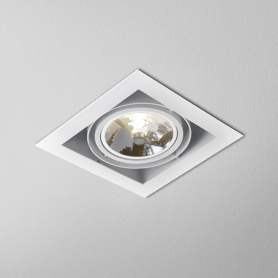 Lighting AQForm (Aquaform) SQUARES 111x1 recessed