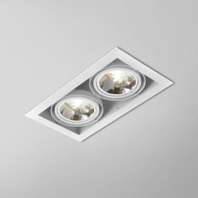 Lighting AQForm (Aquaform) SQUARES 111x2 recessed