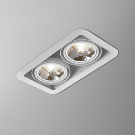 Lighting AQForm (Aquaform) iFORM 111x2 recessed
