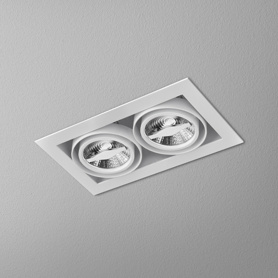 Lighting AQForm (Aquaform) SQUARES 70x2 recessed