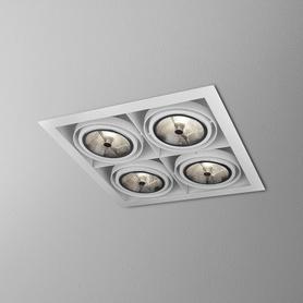 Oświetlenie AQForm (Aquaform) SQUARES 111x4 SQ wpuszczany