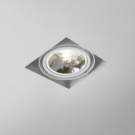 Lighting AQForm (Aquaform) SQUARES 111x1 trimless recessed