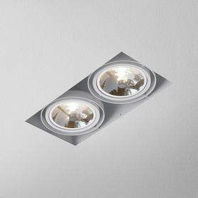 Oświetlenie AQForm (Aquaform) SQUARES 111x2 trimless wpuszczany