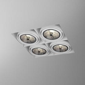 Oświetlenie AQForm (Aquaform) SQUARES 111x4 SQ trimless wpuszczany