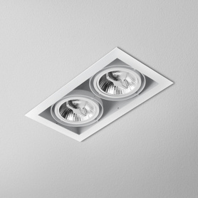 Lighting AQForm (Aquaform) SQUARES 111x2 230V recessed