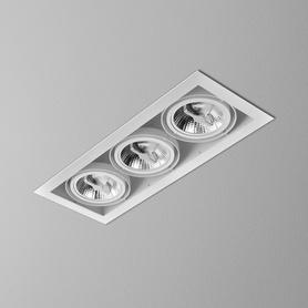 Lighting AQForm (Aquaform) SQUARES 111x3 230V recessed