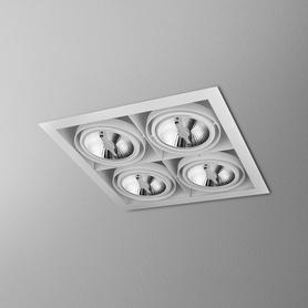 Oświetlenie AQForm (Aquaform) SQUARES 111x4 SQ 230V wpuszczany
