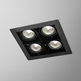 Oświetlenie AQForm (Aquaform) SQUARES 50x4 SQ wpuszczany