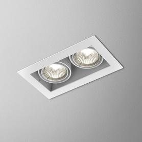 Oświetlenie AQForm (Aquaform) SQUARES 50x2 230V wpuszczany