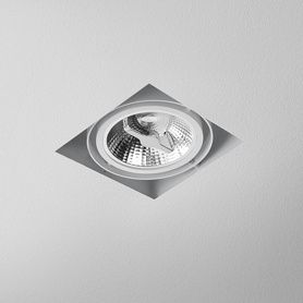 Lighting AQForm (Aquaform) SQUARES 111x1 trimless 230V recessed