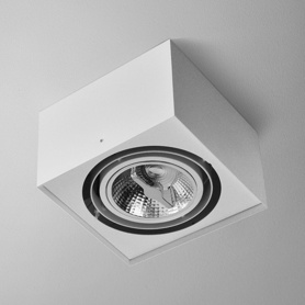 Lighting AQForm (Aquaform) SQUARES 111x1 230V surface