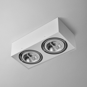 Lighting AQForm (Aquaform) SQUARES 111x2 230V surface