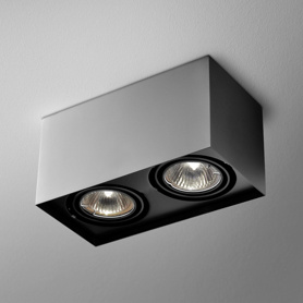 Lighting AQForm (Aquaform) SQUARES 50x2 230V surface