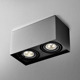Oświetlenie AQForm (Aquaform) SQUARES 50x2 natynkowy