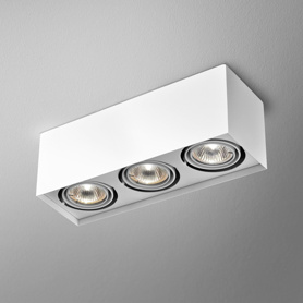 Lighting AQForm (Aquaform) SQUARES 50x3 230V surface
