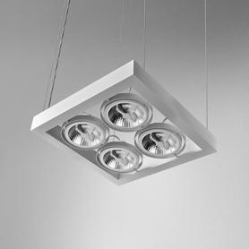 Oświetlenie AQForm (Aquaform) CADRA 111x4 SQ 230V zwieszana