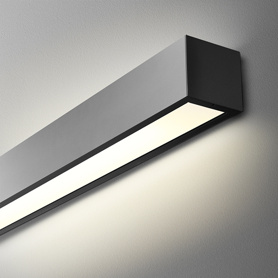 Lighting AQForm (Aquaform) ALULINE 2S FLUO wall