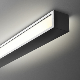 Lighting AQForm (Aquaform) ALULINE 2S FLUO surface