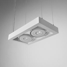 Lighting AQForm (Aquaform) CADRA 111x2 QRLED 230V suspended