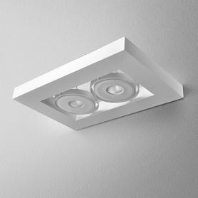 Lighting AQForm (Aquaform) CADVA 111x2 QRLED wall