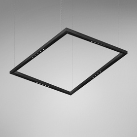 Lighting AQForm (Aquaform) LENS LINE 89x89 SQ suspended