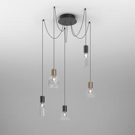 Lighting AQForm (Aquaform) MODERN GLASS E27 spider suspended