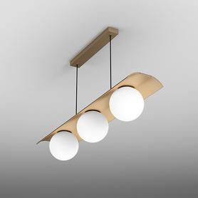 Oświetlenie AQForm (Aquaform) MODERN BALL WP x3 LED section zwieszany