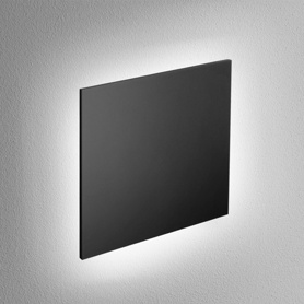 Lighting AQForm (Aquaform) MAXI POINT square LED 230V wall G/K