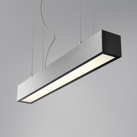 Lighting AQForm (Aquaform) SET ALULINE FLUO suspended