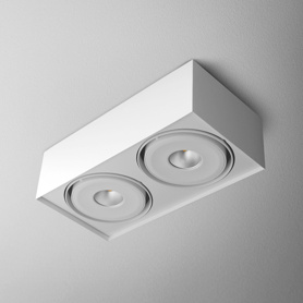 Lighting AQForm (Aquaform) SQUARES mini 111x2 QRLED surface