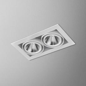 Oświetlenie AQForm (Aquaform) SQUARES 70x2 LED wpuszczany