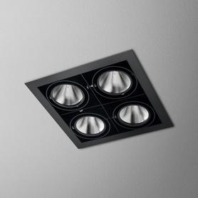 Oświetlenie AQForm (Aquaform) SQUARES 70x4 SQ LED wpuszczany
