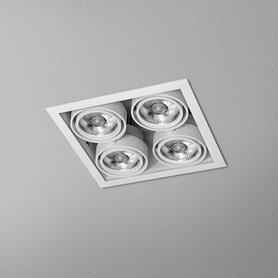 Oświetlenie AQForm (Aquaform) SQUARES 50x4 LED SQ wpuszczany
