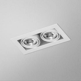 Oświetlenie AQForm (Aquaform) SQUARES 50x2 LED 230V wpuszczany