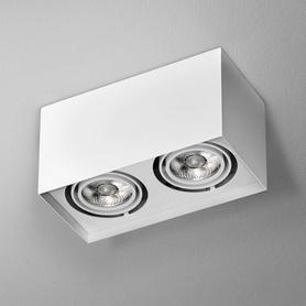 Oświetlenie AQForm (Aquaform) SQUARES 50x2 LED 230V natynkowy