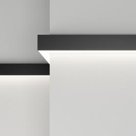 Lighting AQForm (Aquaform) TRU LED wall