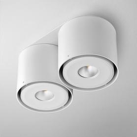 Lighting AQForm (Aquaform) TUBA distance 111x2 QRLED 230V surface