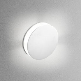 AQForm (Aquaform) LEDPOINT round LED 230V wall G/K