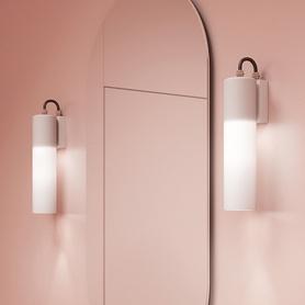 AQForm (Aquaform) MODERN GLASS Tube LED 230V hermetic wall