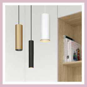 AQForm (Aquaform) PET next mini LED suspended