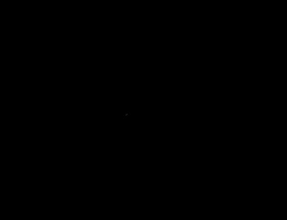 Poglądowy rysunek wymiarowy oprawy PP2196