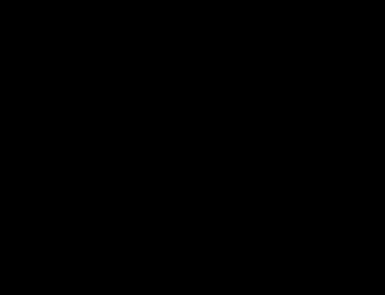Poglądowy rysunek wymiarowy oprawy RA0014